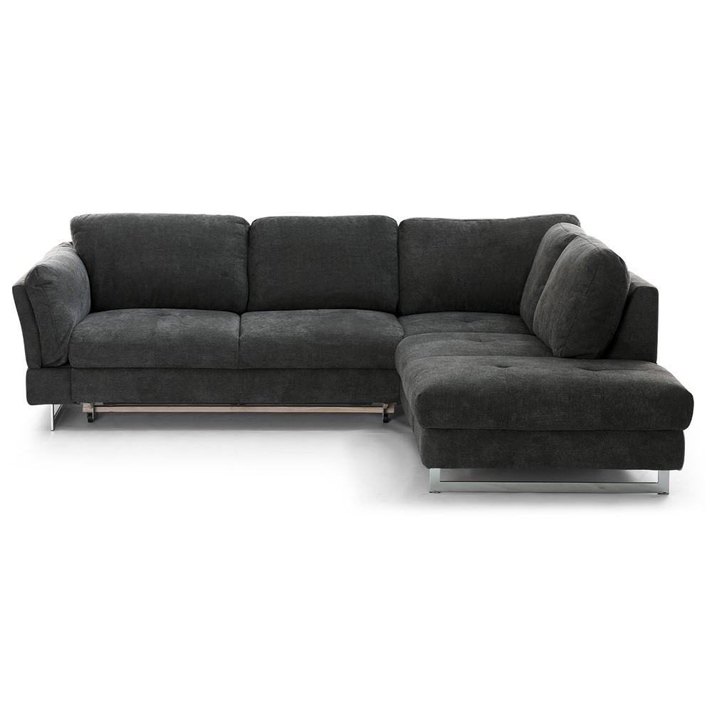 Divano letto angolare destro design cod a014483 cogal home - Divano letto angolare divani e divani ...