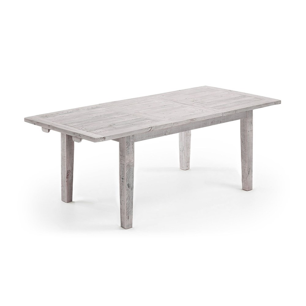 Tavolo Bianco Decape.Eva