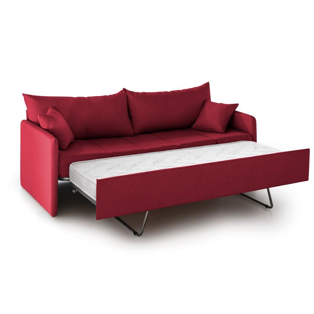 Divano Letto 3 Posti Design Cod A020393 Cogal Home