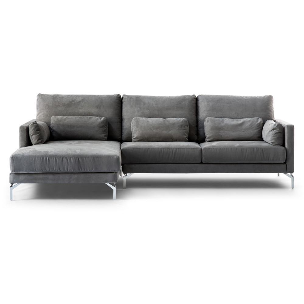 DIVANO ANGOLARE SINISTRO Design cod. A007509 - Cogal Home