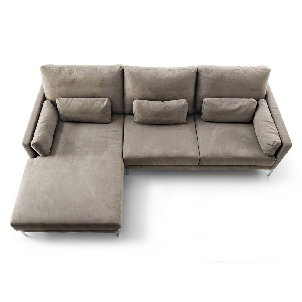 DIVANO ANGOLARE SINISTRO Design cod. A007510 - Cogal Home
