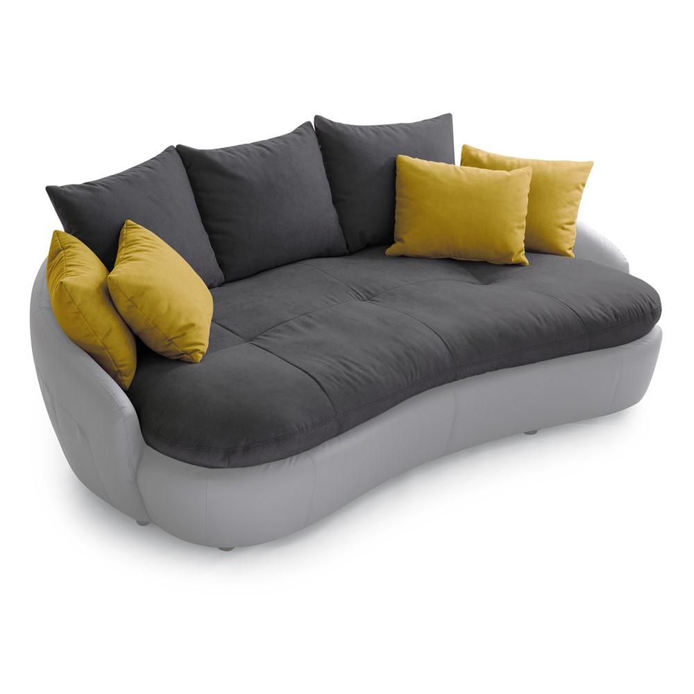 DIVANO 3 POSTI Design cod. A017601 - Cogal Home