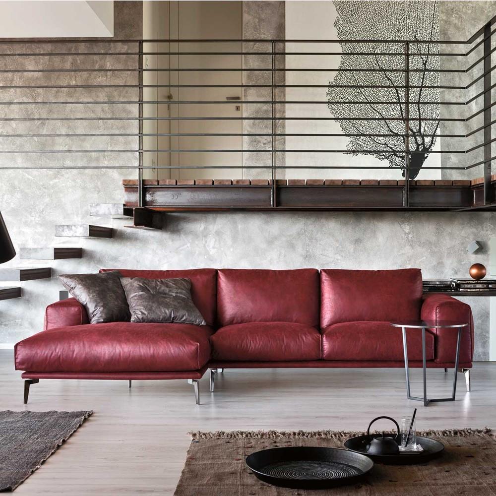 DIVANO ANGOLARE SINISTRO Design cod. A016464 - Cogal Home