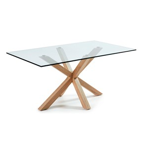 Tavoli allungabili, tavoli moderni, in vetro e legno