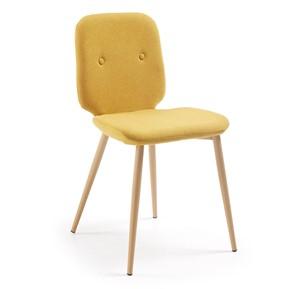Sedie in policarbonato, sedie in legno e trasparenti