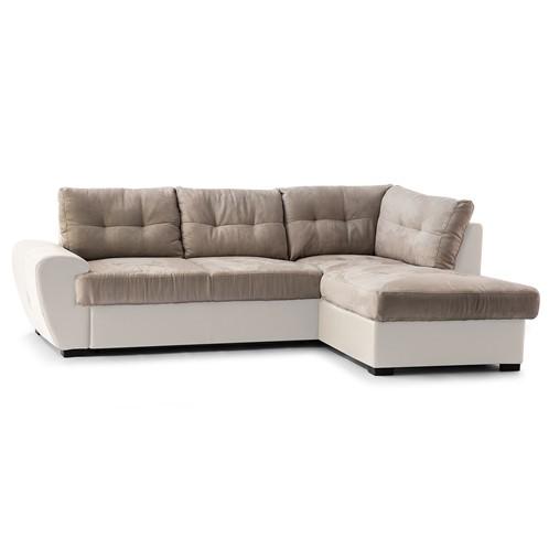 Divano letto angolare destro design cod a013761 cogal home - Divano letto angolare divani e divani ...