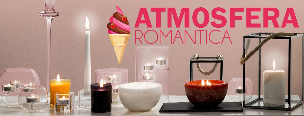 Idee arredamento casa atmosfera romantica - Idee serata romantica a casa ...